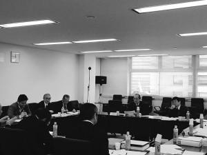 標準化検討委員会の様子