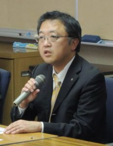 福田企画課長